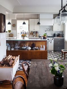 amazing kitchen - Postwar Construction Meets Prewar Charm in Victoria | Design*Sponge