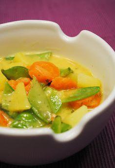 Küchenzaubereien: Kartoffel-Gemüse-Curry