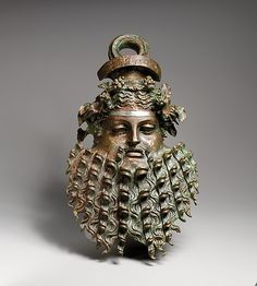 Late Hellenistic or Early Imperial Date: 1st century B.C.–1st century A.D. Culture: Greek or Roman Medium: Bronze, copper, silver
