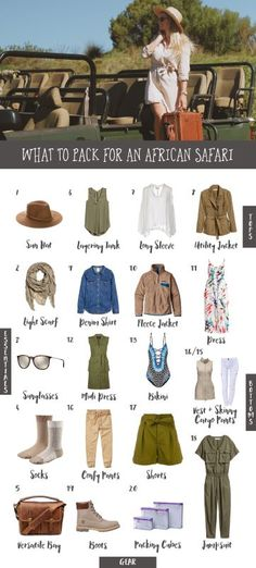 An African safari was one of my biggest bucket list experiences and, I'll be honest, I was confronted with a completely new packing dilemma when planning my trip to Kenya. What should I pack for ...