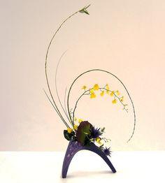 Allyson Chong Flower ❤ Ikebana ❤ Ikenobo Quanta bellezza !