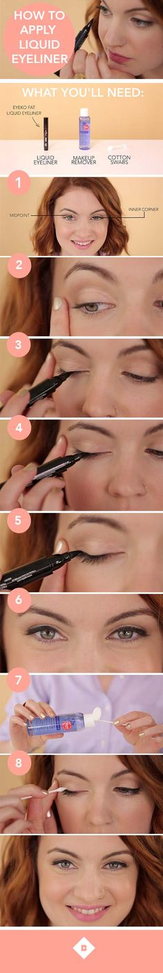 This January, we sampled Eyeko's Fat Liquid Eyeliner to some of our subscribers because, why not make 2016 the year of flawless eyeliner? (And world peace, of course.) Whether you're using Eyeko's easy-to-wield version or your favorite liquid formula, we've got foolproof tips to help you get a natural, everyday eye look. Watch this video to pick up some easy tips and tricks for getting a perfect smooth line, and never fear liquid liner again!