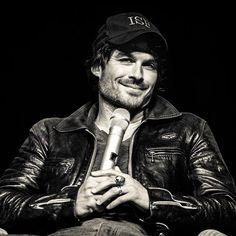 Ian Somerhalder - 22/04/17 - IAN SOMERHALDER | MAGICCON 2017 © IRIS EDINGER | Photography #magiccon #ian #bw #panel #actor #convention #maritim #bonn #art #bnw #fineart #lookingatthings #rings #tvd #damon #salvatore #damonsalvatore #smolderhalder #smolderholder #iansomerhalder #fedcon #smile #face #black #isf - Twitter / Instagram Pictures