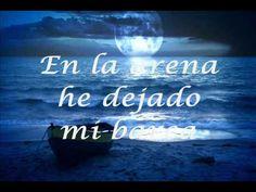 """Tu has venido a la orilla con letra - """"Lord, you have come to the seashore.""""  Jesus feed us, to the table we come."""