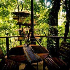Finca Bellavista Treehouse Community in Costa Rica. See more photos at jebiga.com
