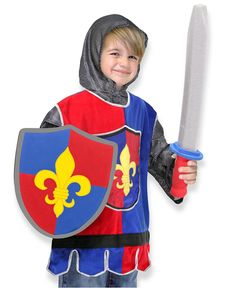 Melissa and Doug Kids Toys, Knight Costume Set - Kids Toys  Games - Macy's