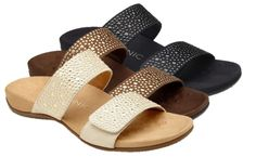 09eeb8105ec82 Samoa by Vionic is a great sandal you can slide right into!
