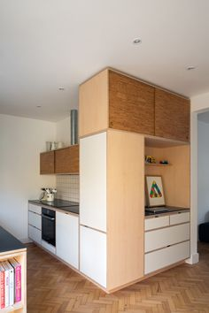 Bespoke Maple Kitchen By Uncommon Projects