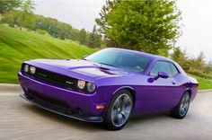 2014 Dodge Challenger - OMG! I want one so bad! I would sell my soul! LoL