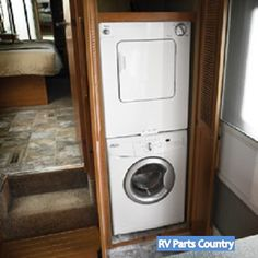 Hidden Washer And Dryer On Pinterest Washer And Dryer