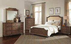 Dalgarno 204241 Bedroom by Coaster w/Options
