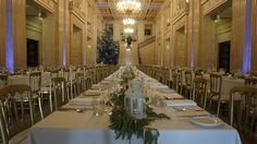 Beautiful Christmas Wedding at Parliament Buildings