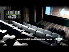 Matakana Cinema Long White Cloud, South Island, Maui, New Zealand, Cinema, Landscape, Travel, Movies, Scenery