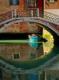 Venice, Italy     With my coffee and camera...this would be a perfect morning in Italy!! Love this pic