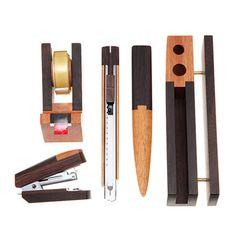 Magno wooden radio: Magno Stationery Set