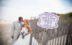 "Picture ""thank you"" cards from the bride and groom. ColemanShots http://www.outerbanksweddingassoc.org/membersearch/memberpage.html?MID=1840=Photographers=16 #obxwedding #thankyoucards"