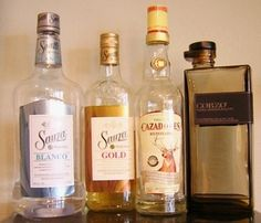 Tequila 101: What are the different types of tequila?
