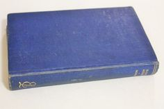 Bleak House by Charles Dickens-Antique vintage book-Vintage Dickens book-1954-Hardback vintage blue