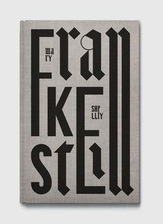Frankestein book cover