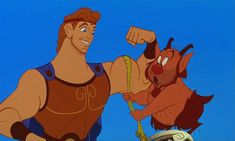 """Which Disney Ginger Are You?  You got: Hercules The one word that can accurately describe you is """"legendary."""" Your feats and accomplishments are the stuff of legend. You've worked hard to get where you're at, so go ahead and bask in the glory."""