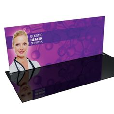 The Formulate 20ft Straight Display is a sophisticated, ergonomically designed exhibit booths. Formulate combines state-of-the-art zipper pillowcase dye-sublimated fabric coverings with lightweight aluminum structures.