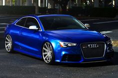 . Audi A5, Amazing Cars, Automobile