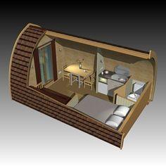glamping and sleep in the innovative eco houses에 대한 이미지 검색결과