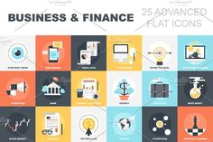 Business and Finance by vasabii on @creativemarket