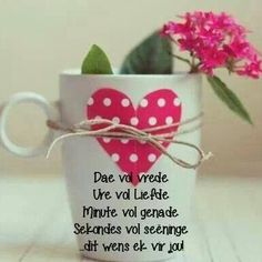 See the picmix reflexo belonging to reflexo on picmix. Birthday Quotes, Birthday Wishes, Happy Birthday, Goeie More, Daughters Of The King, Teapots And Cups, Good Morning Wishes, Afrikaans, Bible Verses