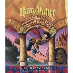 Harry Potter audiobooks. Great for car rides (children and adults). The narrator, Jim Dale, does a fantastic job.