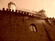 Castillo de Sajazarra. La Rioja. España.