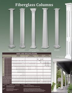 Catalog Colonial Pillars Colonial Pillars Pinterest