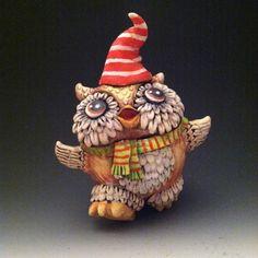Doreen Gay-Kassel Little Owl