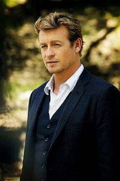 Simon Baker  ~The Mentalist