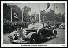 Third Reich Propaganda, Events and Party Rallies, Party Rally 1938