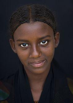 Fatouma Mahammed From Afar Tribe Afambo, Ethiopia Beautiful Dark Skinned Women, Beautiful Black Women, Beautiful Children, Beautiful Eyes, Beautiful People, Ethiopian Tribes, African Life, Vintage Black Glamour, Dark Skin Girls