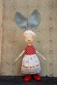 Julie Arkell doll