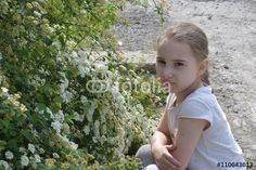 The little girl in the grass Grass, Little Girls, Toddler Girls, Grasses, Herb