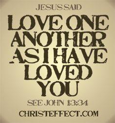 John 13:34...