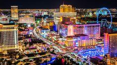 Las vegas-aerial photo-flamingo hotel and casino-ferris wheel-nevada- Las Vegas Hotel Deals, Las Vegas Party, Las Vegas Events, San Diego, San Francisco, Las Vegas Strip, Mandalay, The Hangover, Las Vegas Hotels