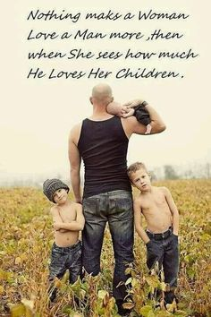 Especially when it's not even his biological father! So blessed!