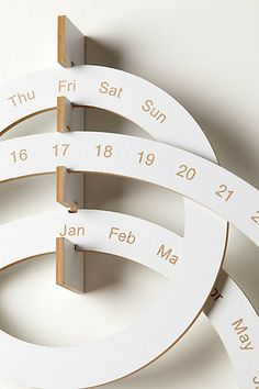 Perpetual Ring Calendar Alicia Garcia Karli Brooke Maybe We