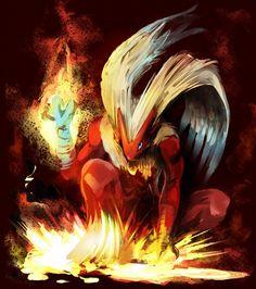 Blaziken: The most amazing pokemon ever