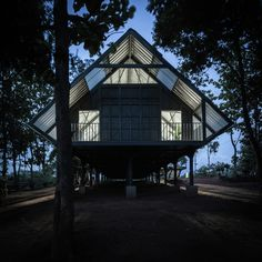 Gallery of Bann Huay San Yaw- Post Disaster School / Vin Varavarn Architects - 14