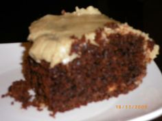 Sourdough Chocolate Cake With Mocha Frosting. Photo by Bonnie G #2