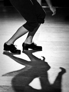 ♥ Tap...I can still remember some of my tap steps from when I took tap and ballet as a little girl.
