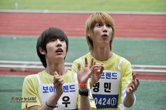 CATCH ME...jk......MINWOO AND YOUNGMIN