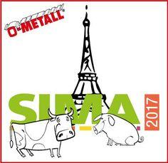 Die internationale Leitmesse für die Agrarwirtschaft und Viehzucht findet alle zwei Jahre in Paris statt. O-METALL präsentiert sich auch 2017 mit seinen Produkten dem Publikum auf der Messe. Besuchen Sie uns vom 26.02.2017 bis zum 02.03.2017 am Stand 3 D 094.