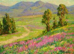 California Wildflowers, Benjamin Chambers Brown