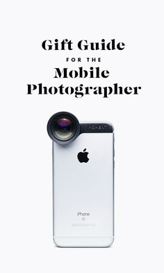 Gift Guide for the Mobile Photographer / eBay